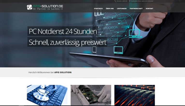 APIS SOLUTION GmbH
