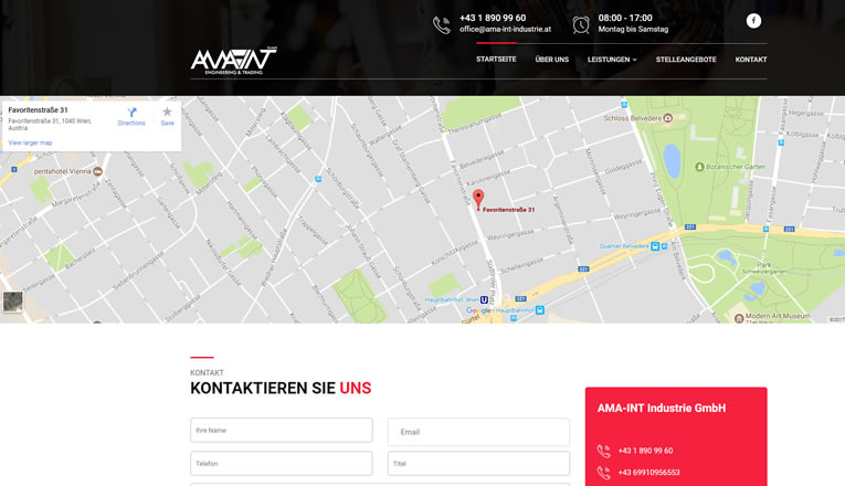 AMA-INT-INDUSTRIE GmbH